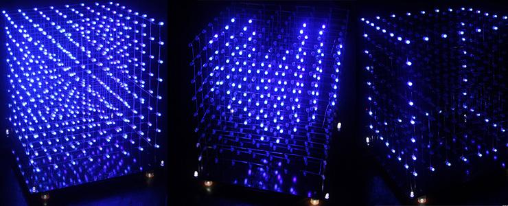 3D8 光立方
